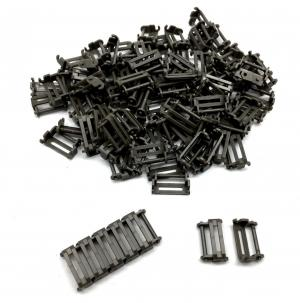 Track Link 2 wide, Gray (100pcs)