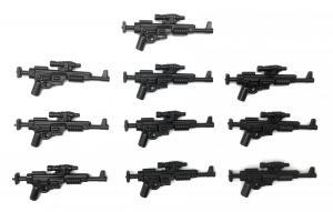 Gun No. 25, Black (10x)