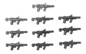 Gun No. 30, Black (10x)