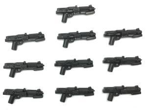 Gun No.31, Black (10x)