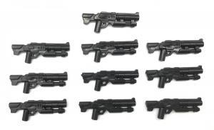 Gun No. 32, Black (10x)