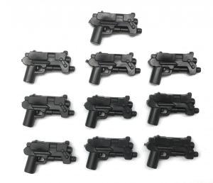 Gun No. 33, Black (10x)