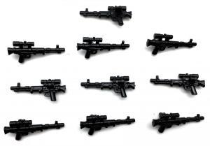 Gun No. 63, Black (10x)