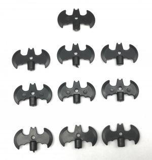 Bat Blade, Black (10x)