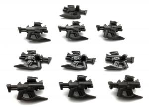 Gun No. 81, Black (10x)