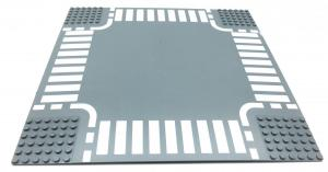 Street Baseplate, Crossing