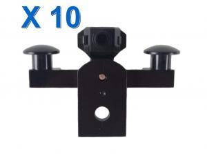 10 x Kupplungselement mit Magnet