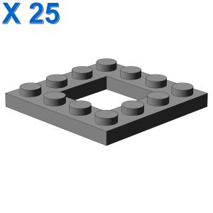 FRAME PLATE 4X4 X 25