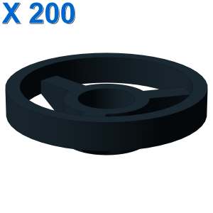 STEERING WHEEL Ø11 X 200