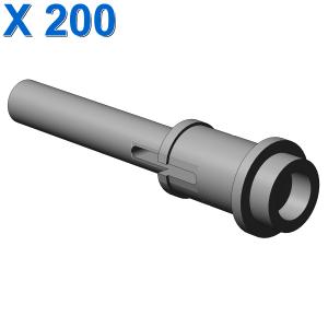 3 w.arch w.knob and shaft ø3.2 X 200