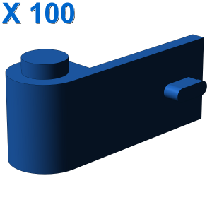 LEFT DOOR 1X3 X 100