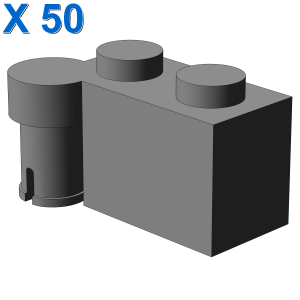 HINGE 1X2 UPPER PART X 50