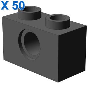 TECHNIC BRICK 1X2, Ø4.9 X 50