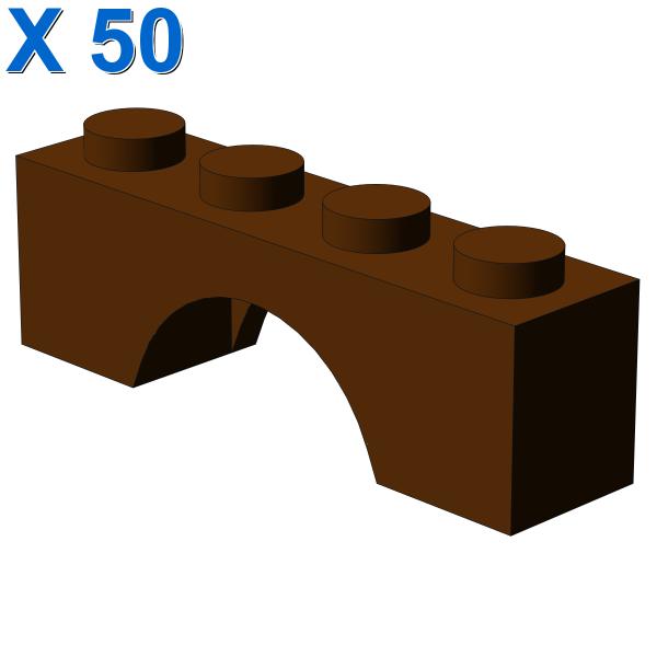 BRICK W. BOW 1X4 X 50