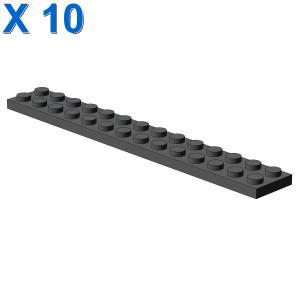 PLATE 2X14 X 10