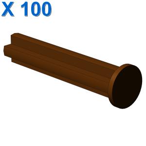 CROSS AXLE 3M W/END STOP X 100