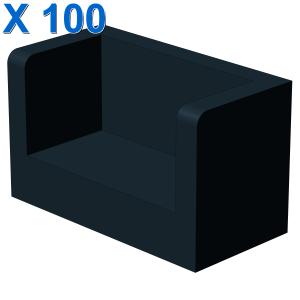 WALL DOUBLE CORNER 1X2X1 X 100