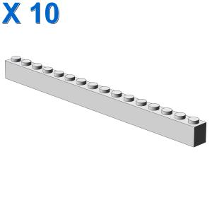 BRICK 1X16 X 10