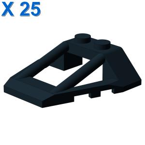 ROOF TILE 4X4 W. ANGL./LAT. X 25