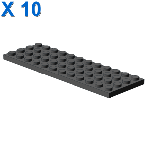 PLATE 4X12 X 10