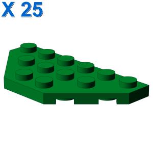 CORNER PLATE 3X6 X 25