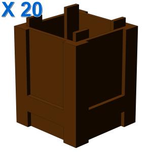 BOX 2x2x2 X 20