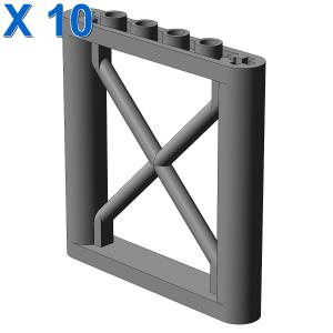 LATTICE WALL 1X6X5 X 10