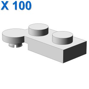 HINGE PLATE 1X2 I X 100