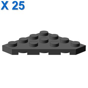 CORNER PLATE 45 DEG. 4X4 X 25
