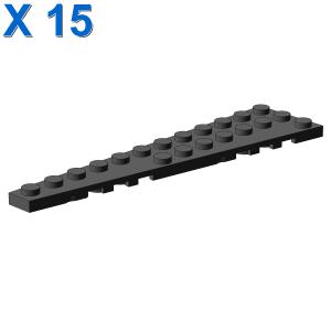 LEFT PLATE W. ANGLE 3X12 X 15