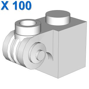 DESIGN BRICK 1X1X2 X 100