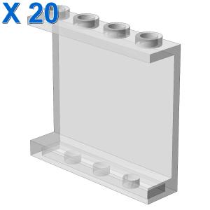 WALL ELEMENT 1X4X3 X 20