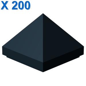 PYRAMIDE RIDGED TILE 1X1X2/3 X 200