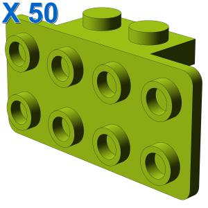 ANGLE PLATE 1X2 / 2X4 X 50