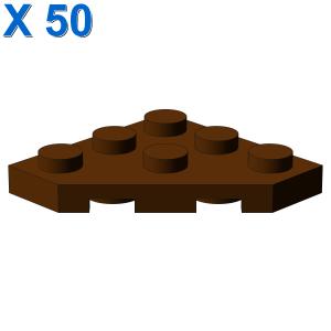 CORNER PLATE 45 DEG. 3X3 X 50