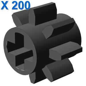 GEAR WHEEL T=8, M=1 X 200