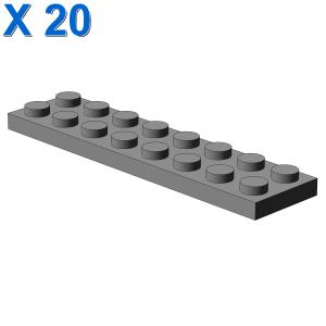 PLATE 2X8 X 20