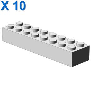 BRICK 2X8 X 10
