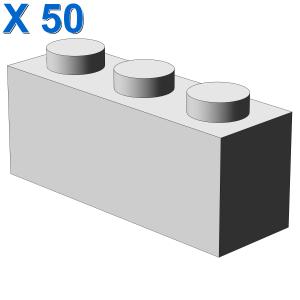 BRICK 1X3 X 50