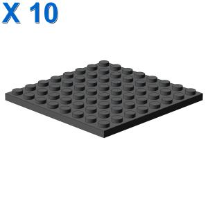 PLATE 8X8 X 10