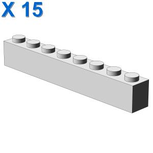 BRICK 1X8 X 15