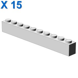 BRICK 1X10 X 15