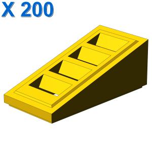 ROOF TILE W. LATTICE 1x2x2/3 X 200