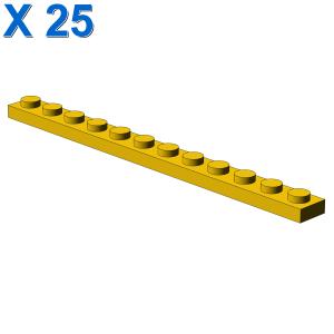 PLATE 1X12 X 25