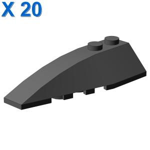 LEFT SHELL 2X6 W/BOW/ANGLE X 20