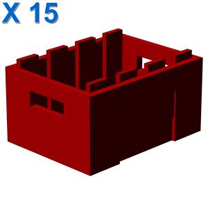 BOX 3X4 X 15