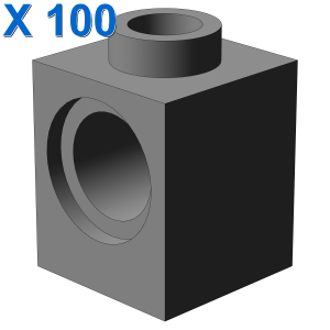 TECHNIC BRICK 1X1 X 100
