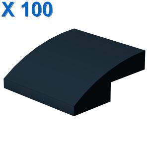 PLATE W. BOW 2X2X2/3 X 100