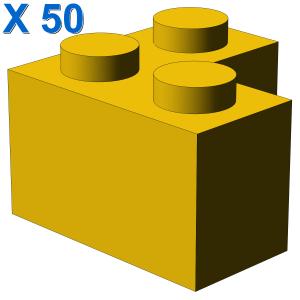 BRICK CORNER 1X2X2 X 50