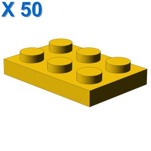 PLATE 2X3 X 50